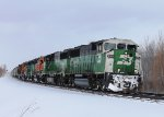 BNSF 8101
